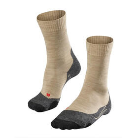 Falke TK2 Trekking Socks Women nature mel